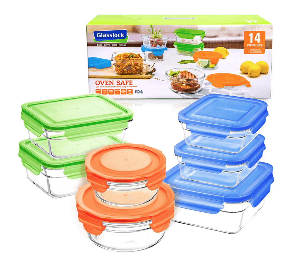 best kitchen tools glass lock containers