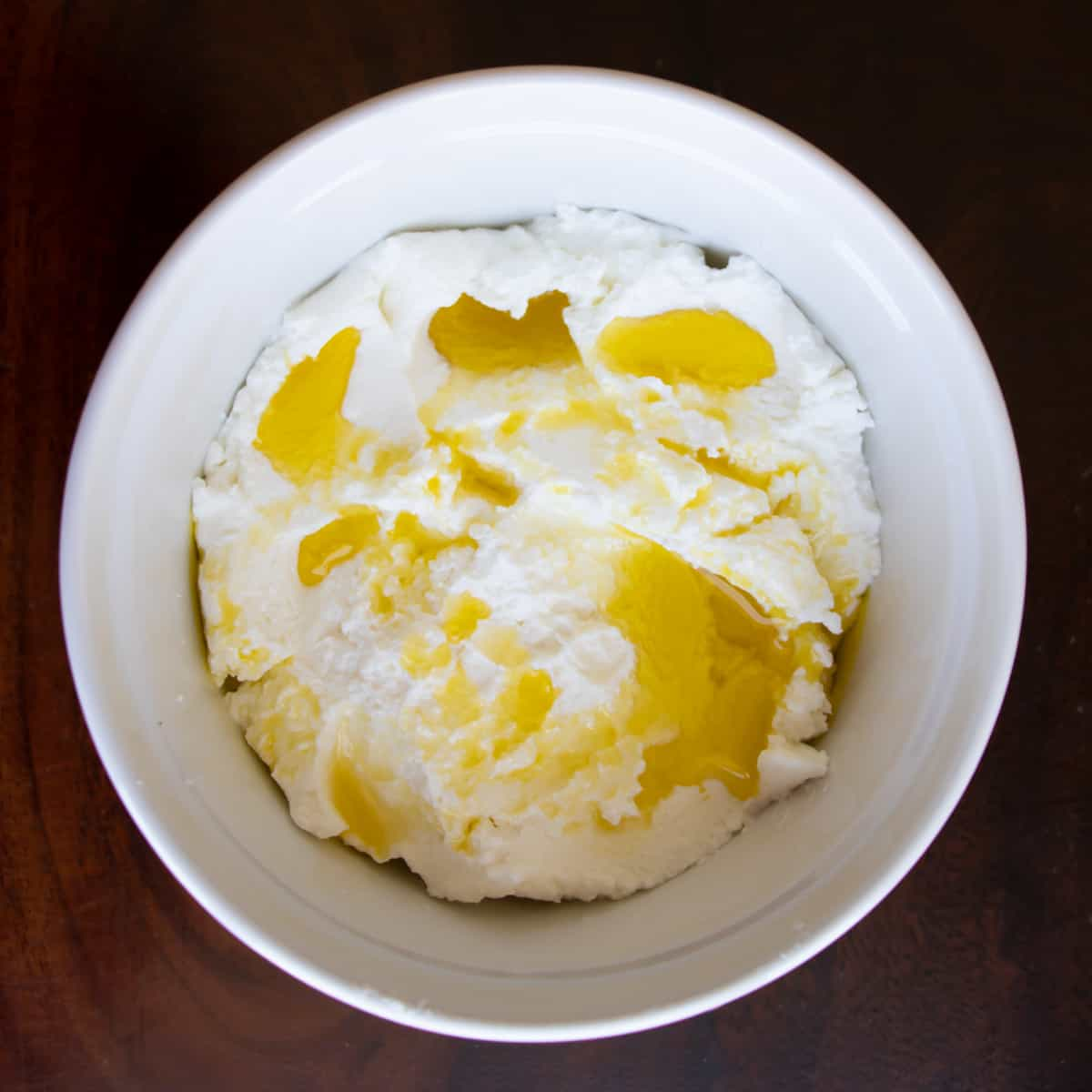 labneh recipe with olive oil