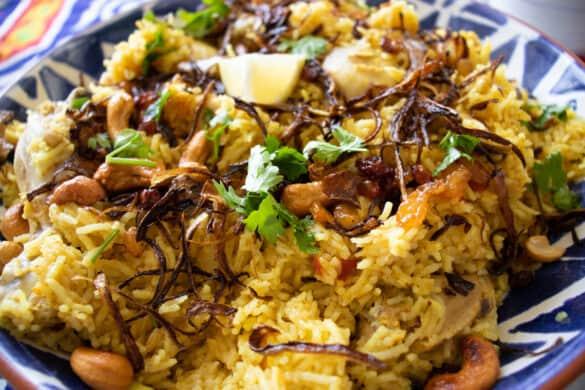the best chicken biryani recipe