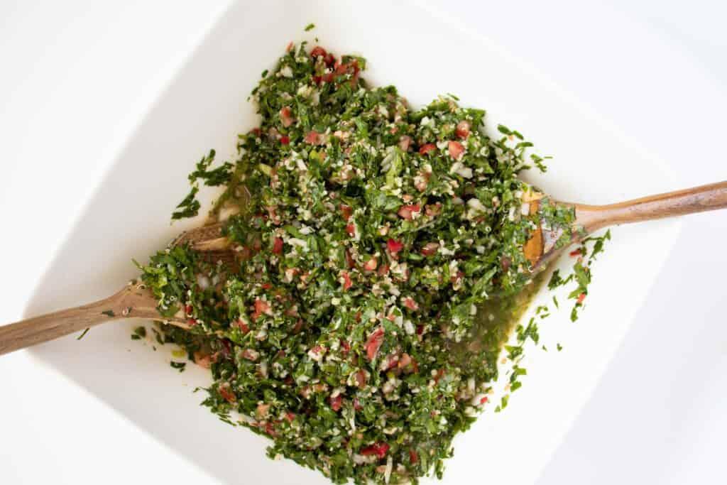 lebanese tabbouleh salad recipe