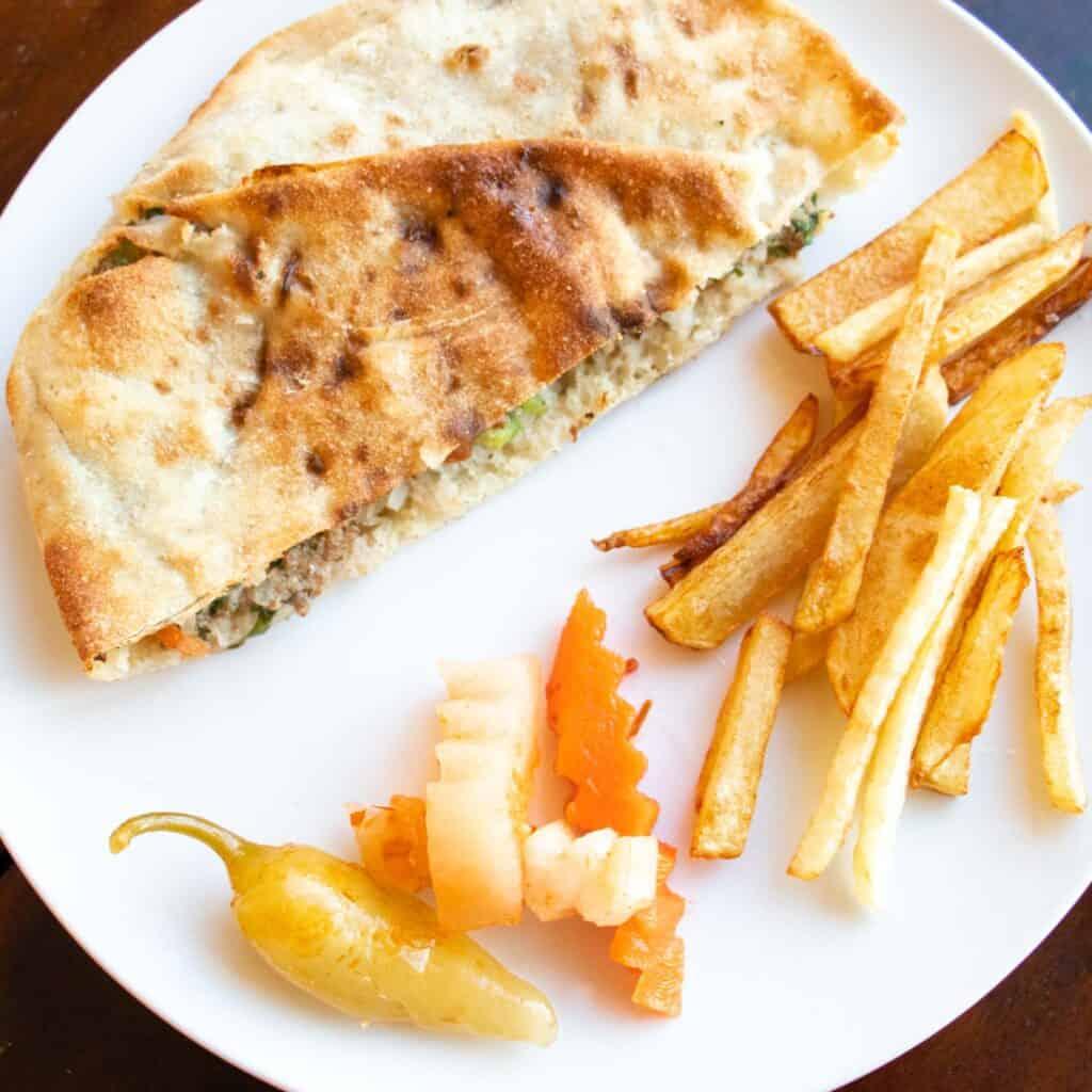 hawawshi meal