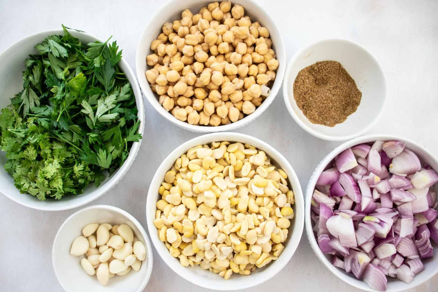 ta'ameya ingredients