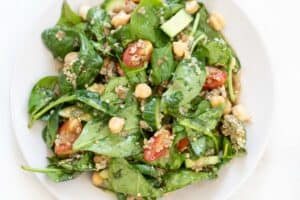 chickpea and quinoa salad recipe