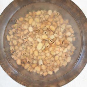 soak fava beans