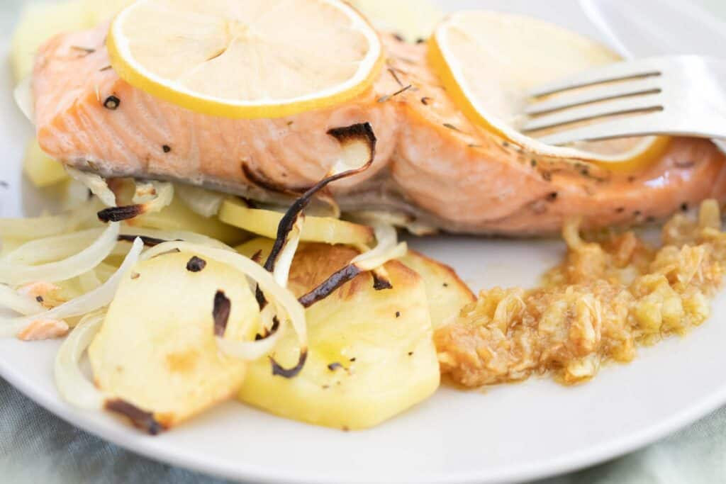 roasted steelhead trout recipe