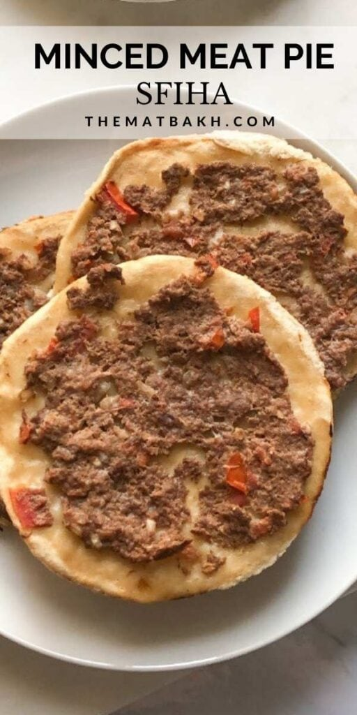 minced meat pie