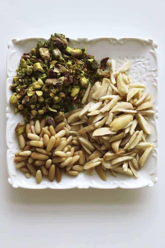 Mamouniyah Nuts