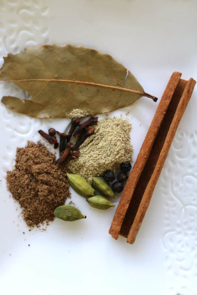 Spices for musakhan