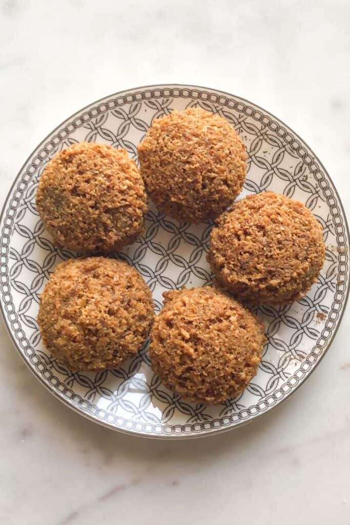 fried falafel