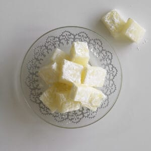 recipe for turkish delight
