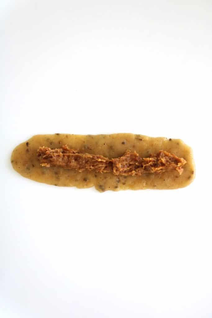 date paste in date cookie dough