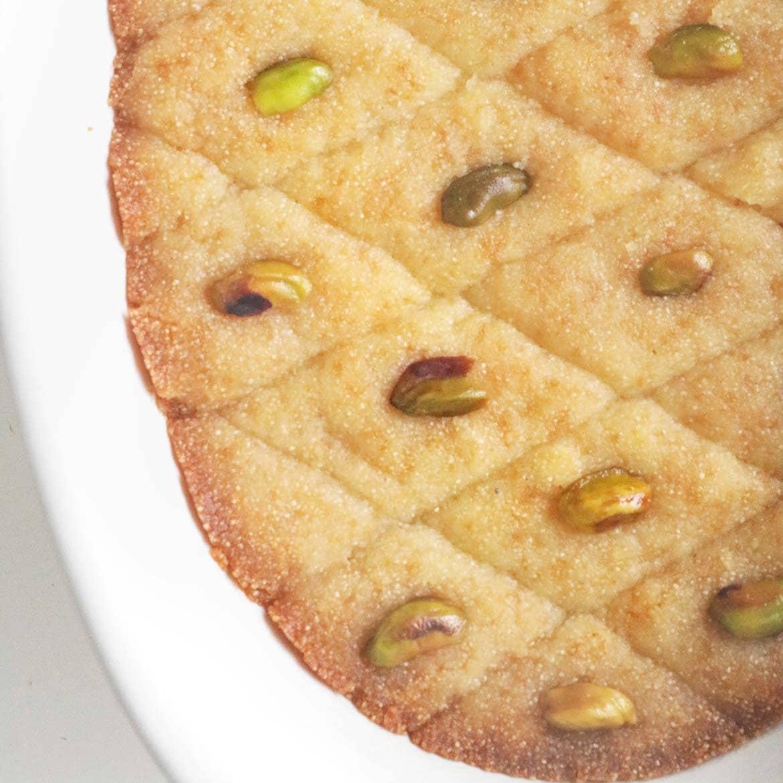 basbousa recipe namoura harisseh