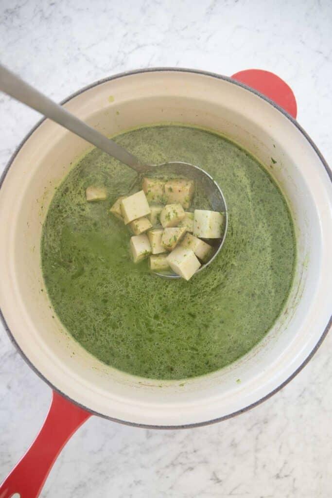 taro root recipe kolkas