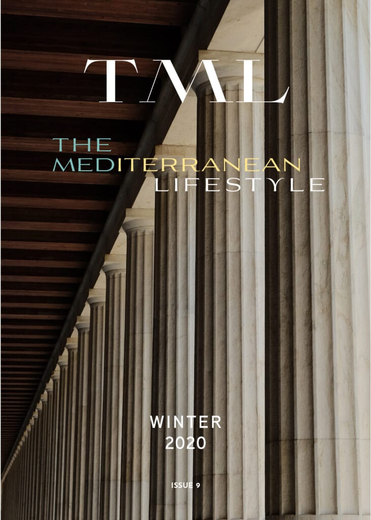 The Mediterranean Lifestyle Magazine