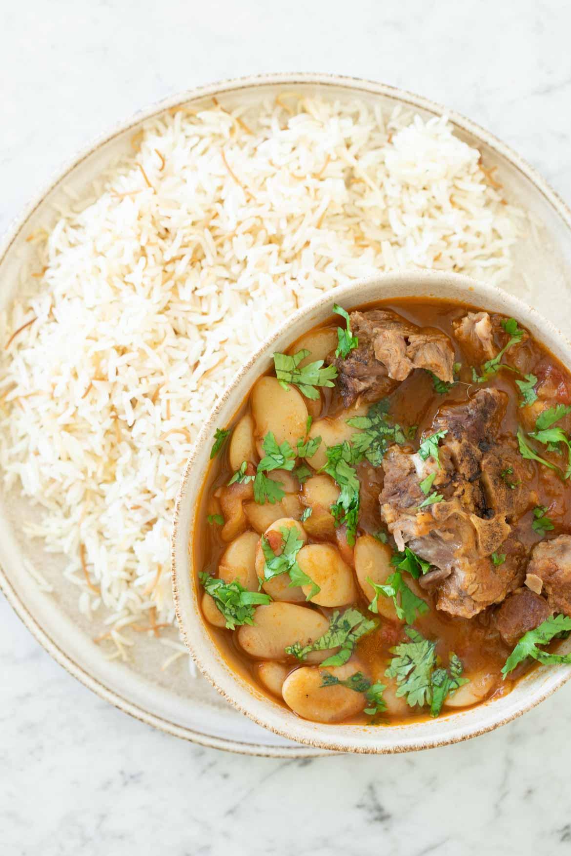 large lima beans recipe