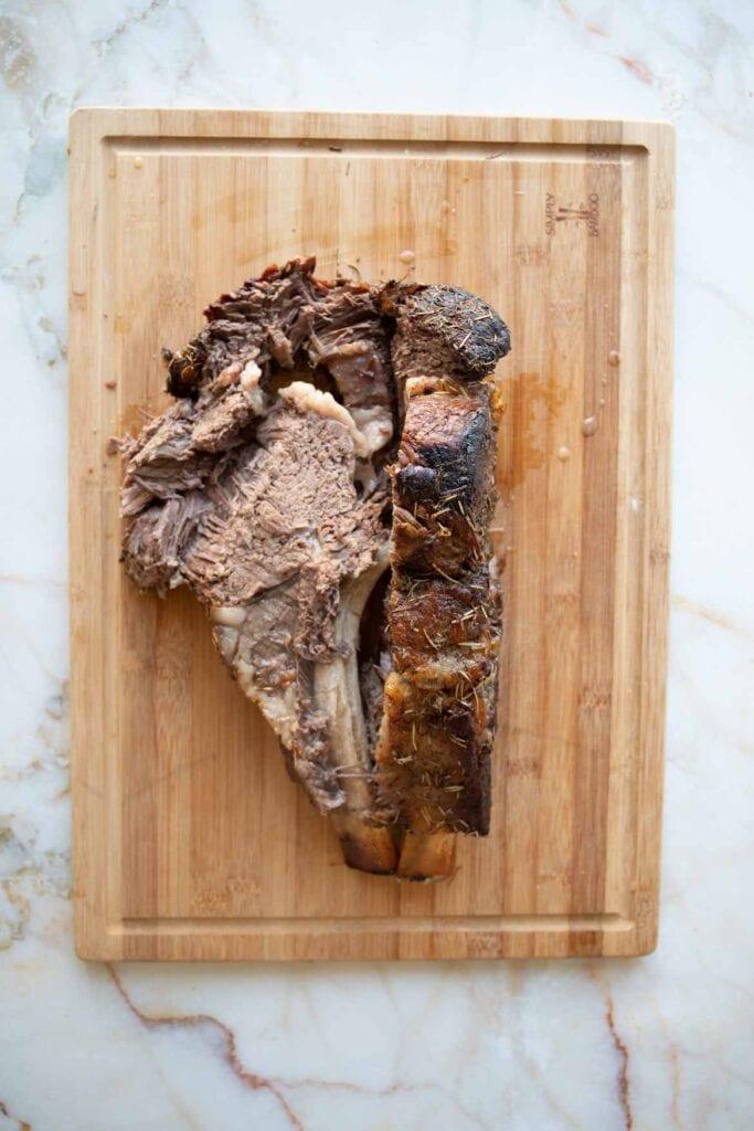 tomahawk ribeye roast