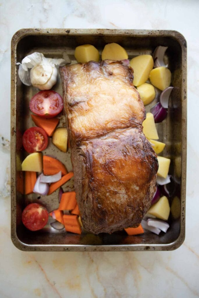 roast prime rib recipe