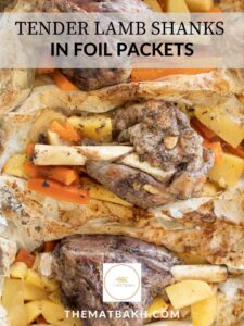 lamb shanks in foil packets web story cover image