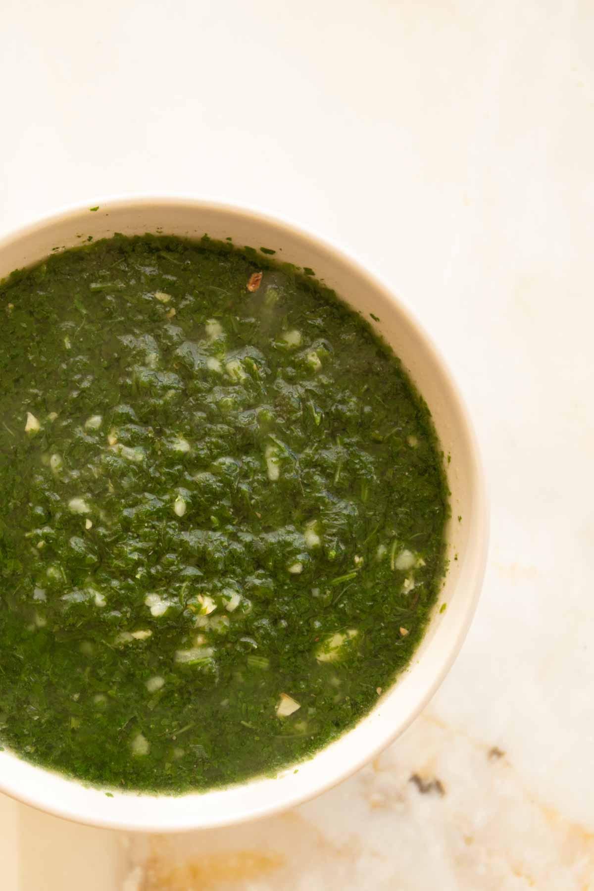 khobiza in a bowl