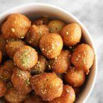 loukoumades fried greek donut balls