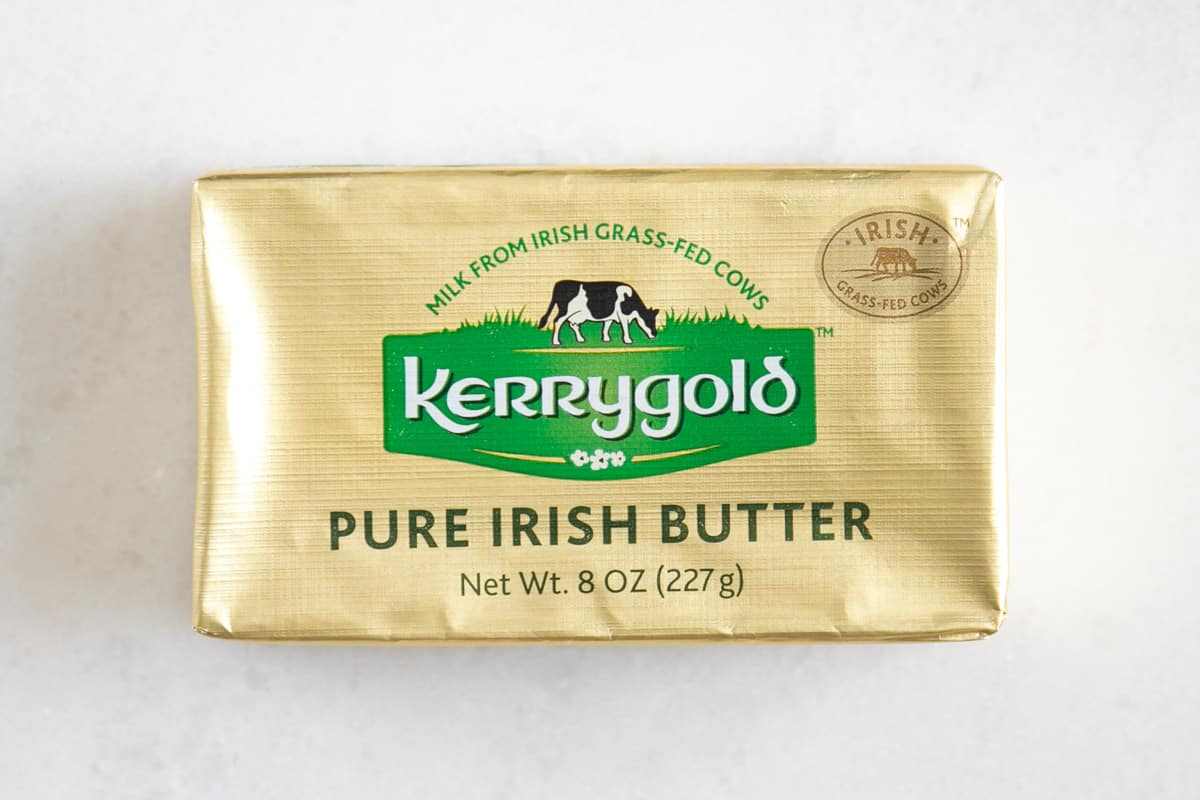 kerrygold butter in its package