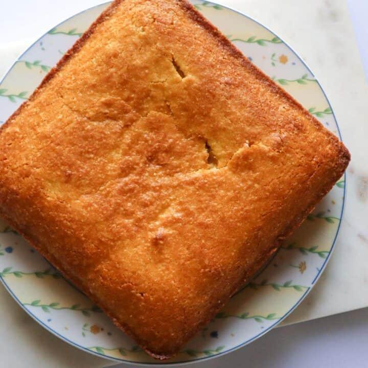 sfouf turmeric cake